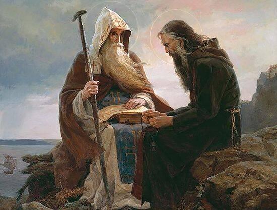 Святий Антоній Печерський