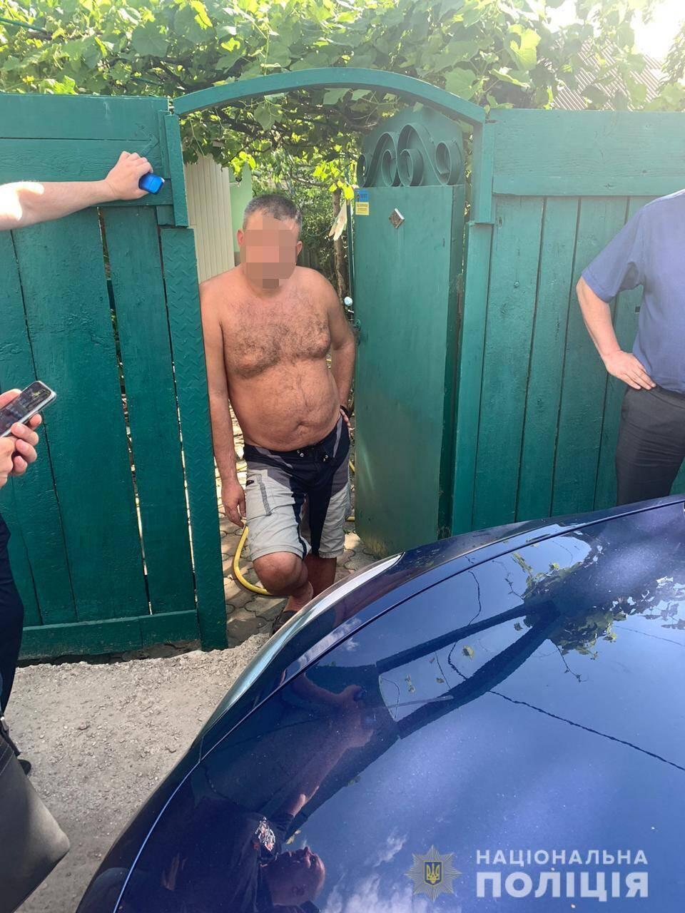 Сообщник террориста в Харькове