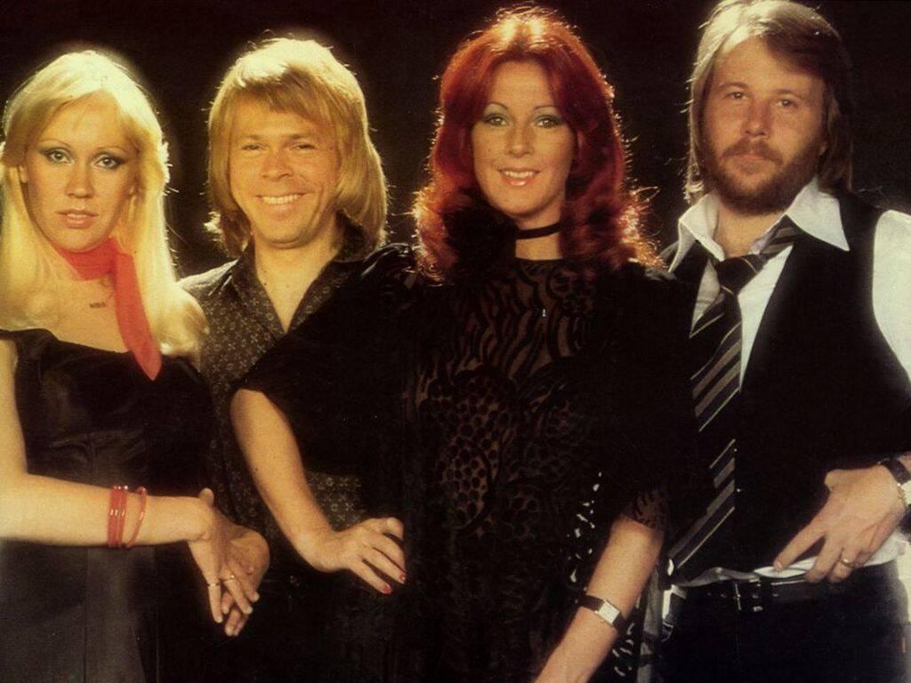 ABBA випустить п'ять нових пісень