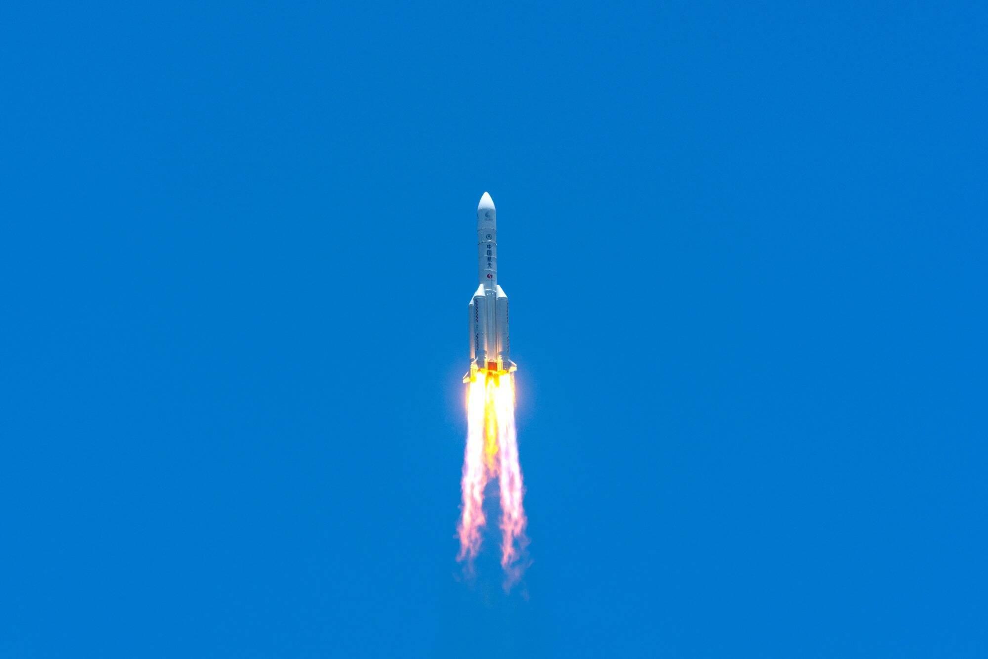 """Предполагается, что """"Тяньвень-1 должен достичь Марса в феврале 2021 года"""