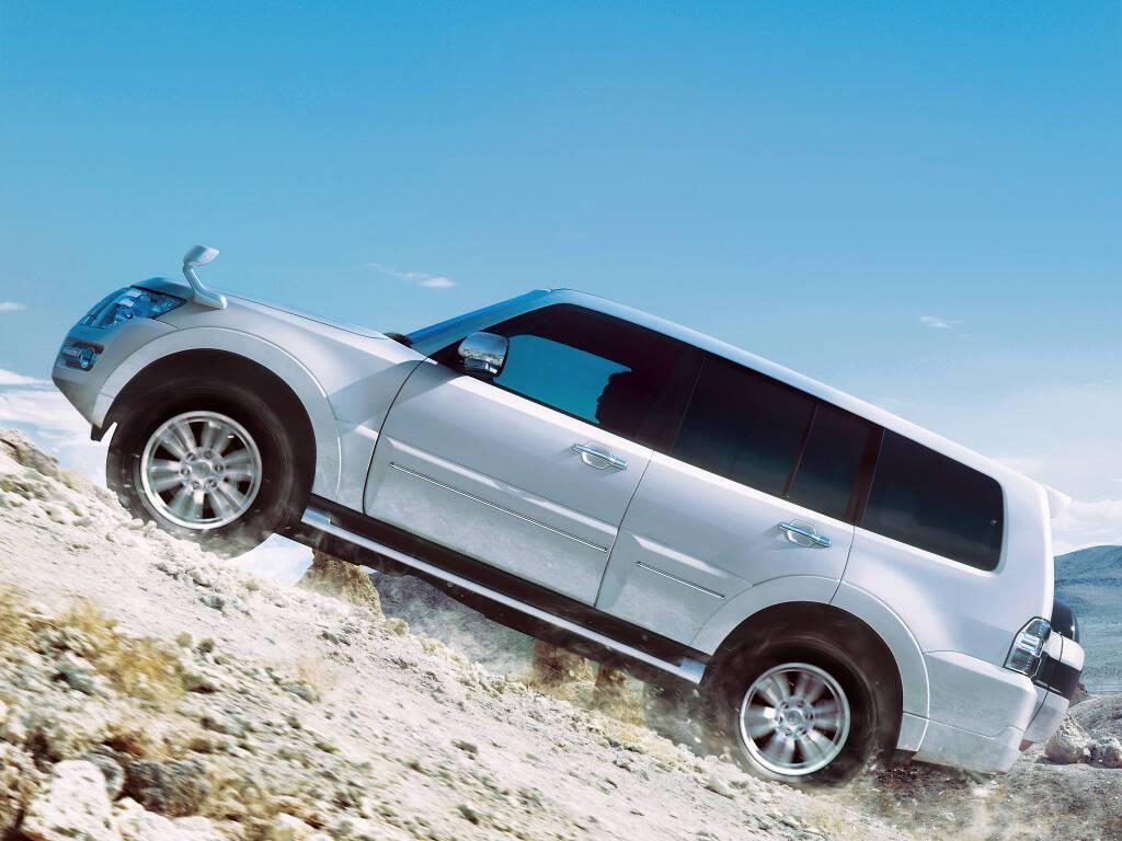 Mitsubishi Pajero для японського ринку припинили випускати в серпні 2019 року. Фото:
