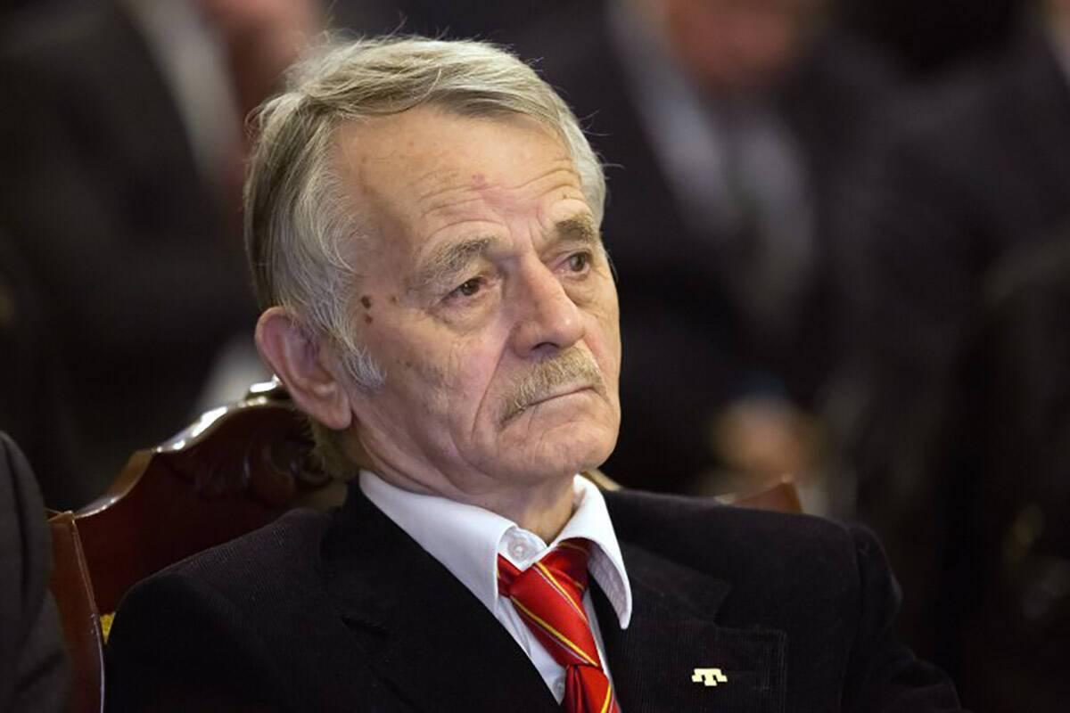 Мустафа Джемилев считает, что Украина должна активнее продвигать тему Крыма на международной арене