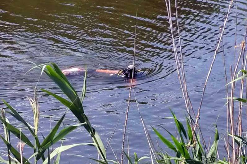 На Дніпропетровщині під час риболовлі потонув чоловік