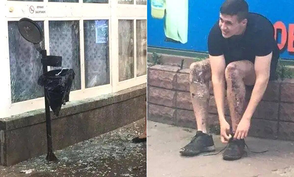 """Взрыв возле входа на станцию метро """"Шулявская"""" в Киеве произошел 17 июля"""