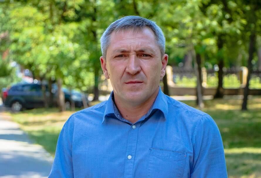 Начальник інспекції з питань контролю за паркуванням ДМР Володимир Бацун