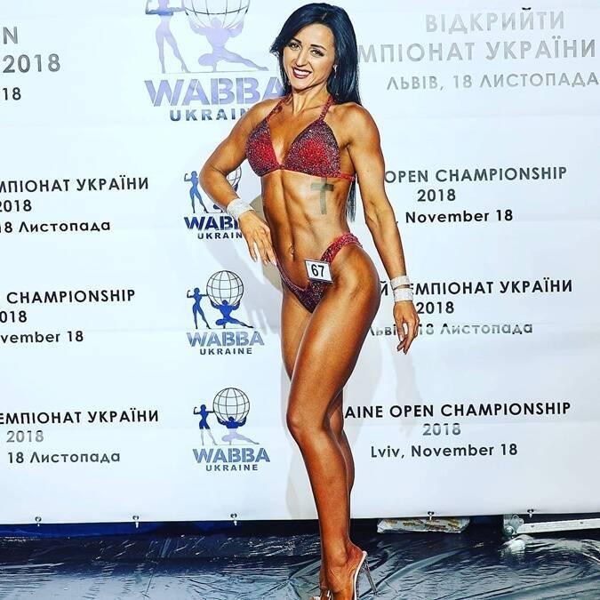 Ольга Кицена