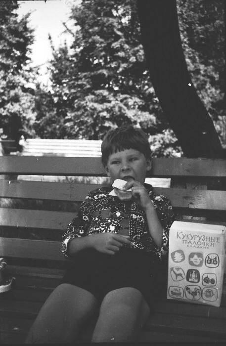 Кукурудзяні палички були одними з найулюбленіших ласощів дітей в СРСР