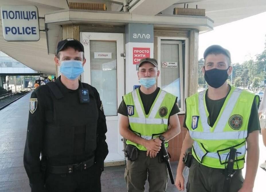 У Києві посилили заходи безпеки.
