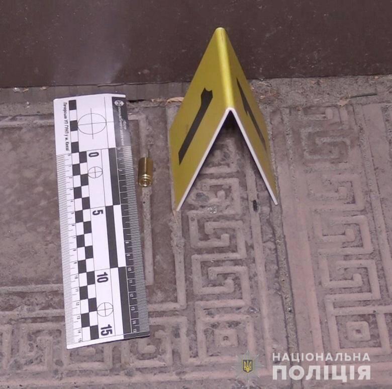 В Киеве произошла стрельба