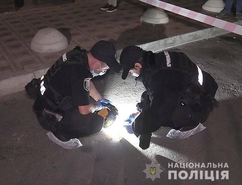 У центрі Києва відбулась перестрілка