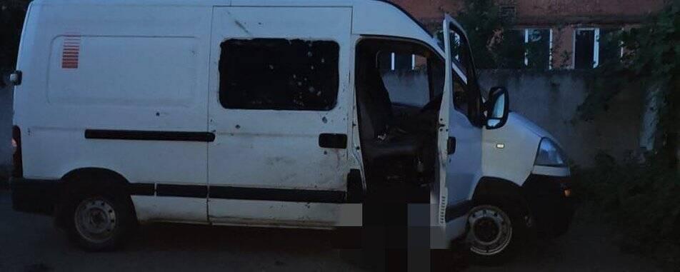 В Нежине произошел взрыв в авто