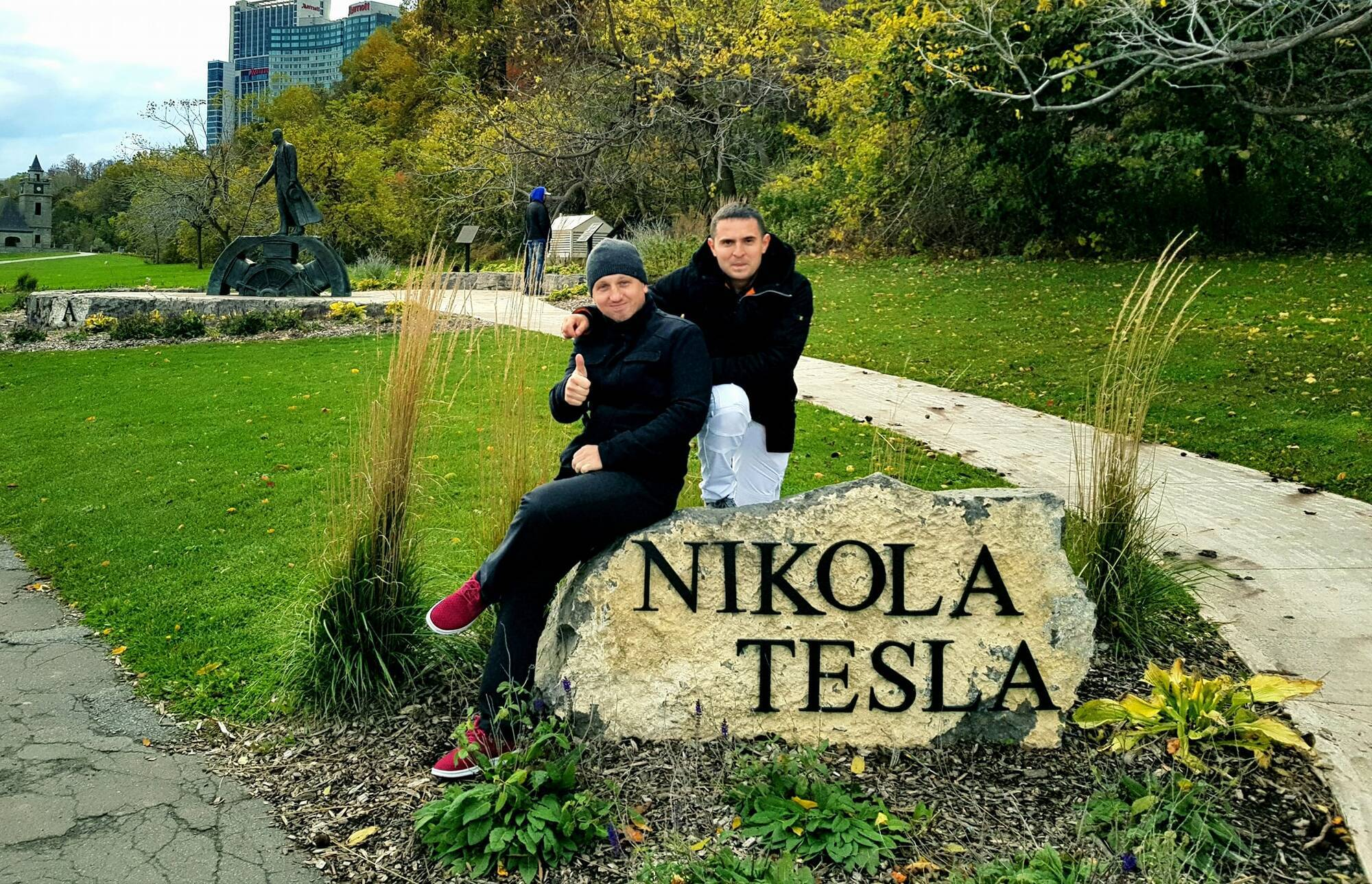 Ніконов і Куницький. Фото – соцмережі