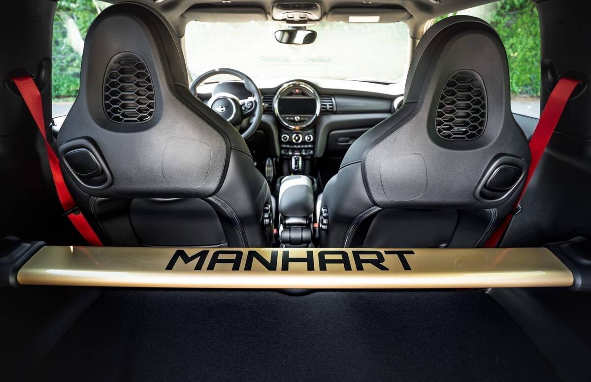 Manhart F350. Фото: