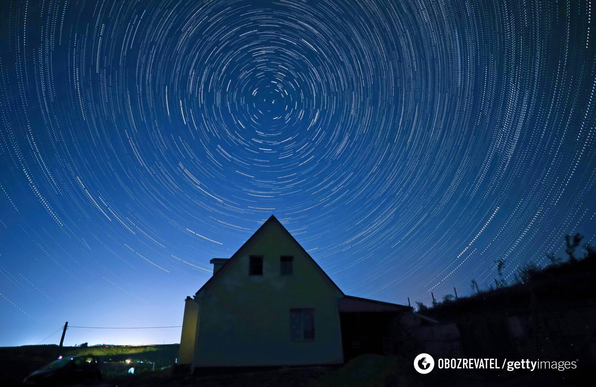 Українці зможуть побачити чотири метеоритних потоки: названо дати