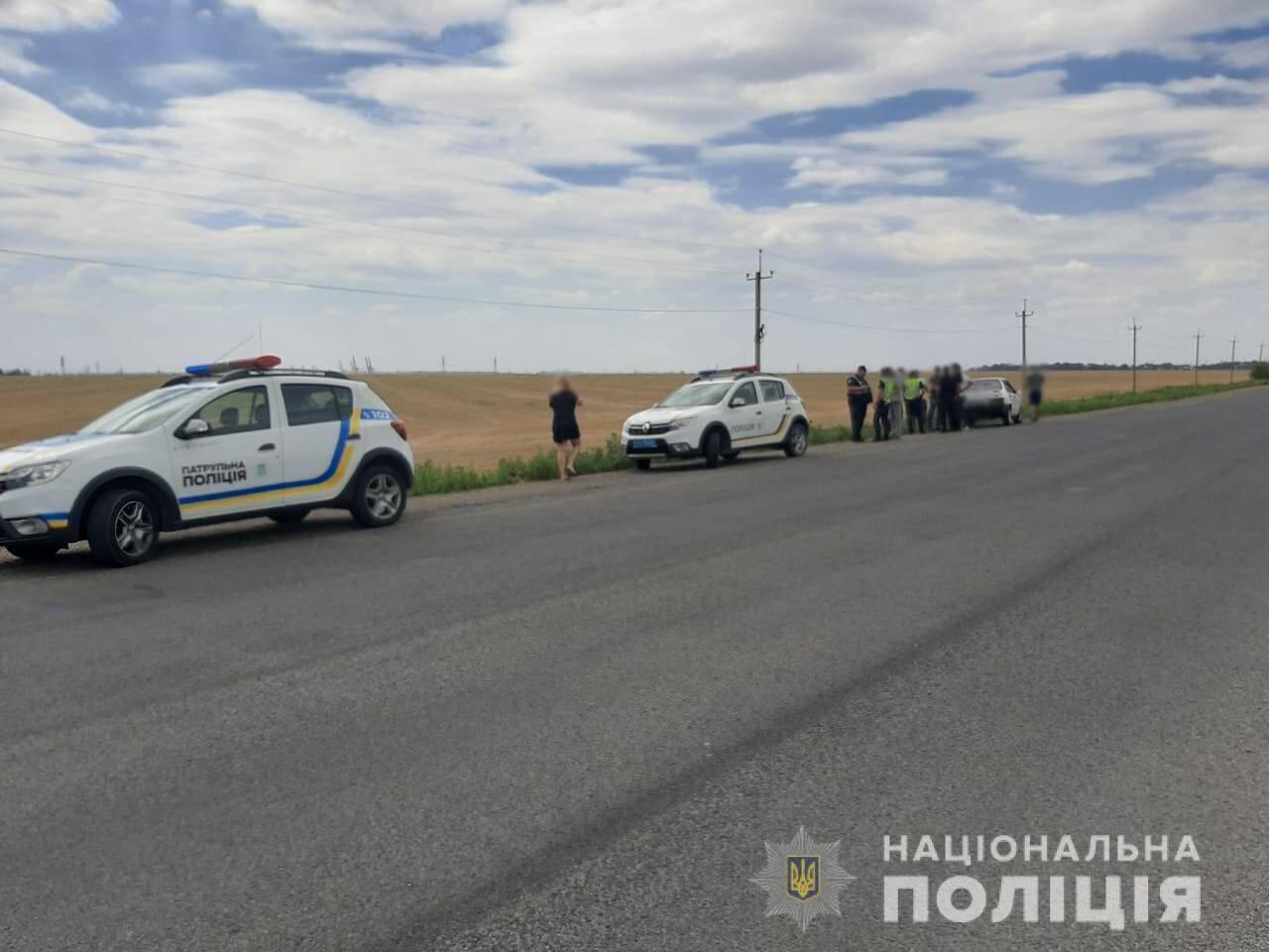 """Для затримання правопорушників було введено поліцейську операцію """"Перехоплення"""""""