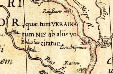 Як князь Острозький наніс Україну на мапу Європи
