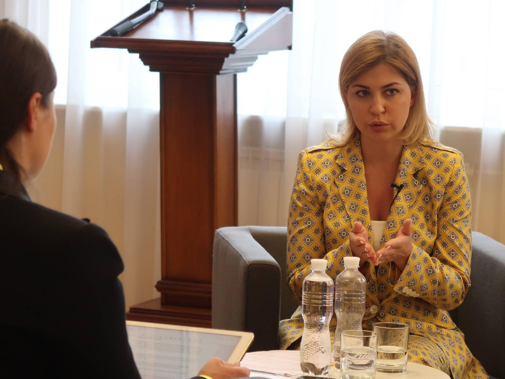 Стефанішина розповіла, коли українці зможуть вільно подорожувати в ЄС