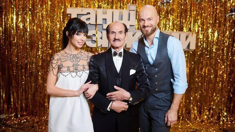 Екатерина Кухар, Григорий Чапкис и Влад Яма (Instagram Танці з зірками на 1+1)