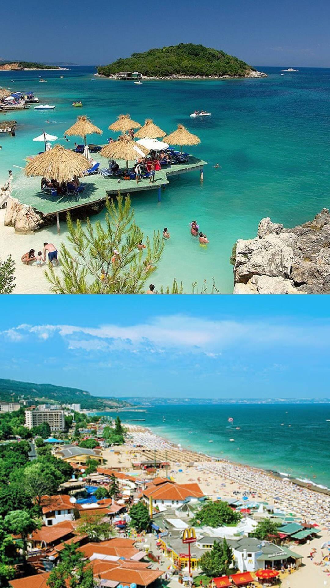 Албания и Болгария