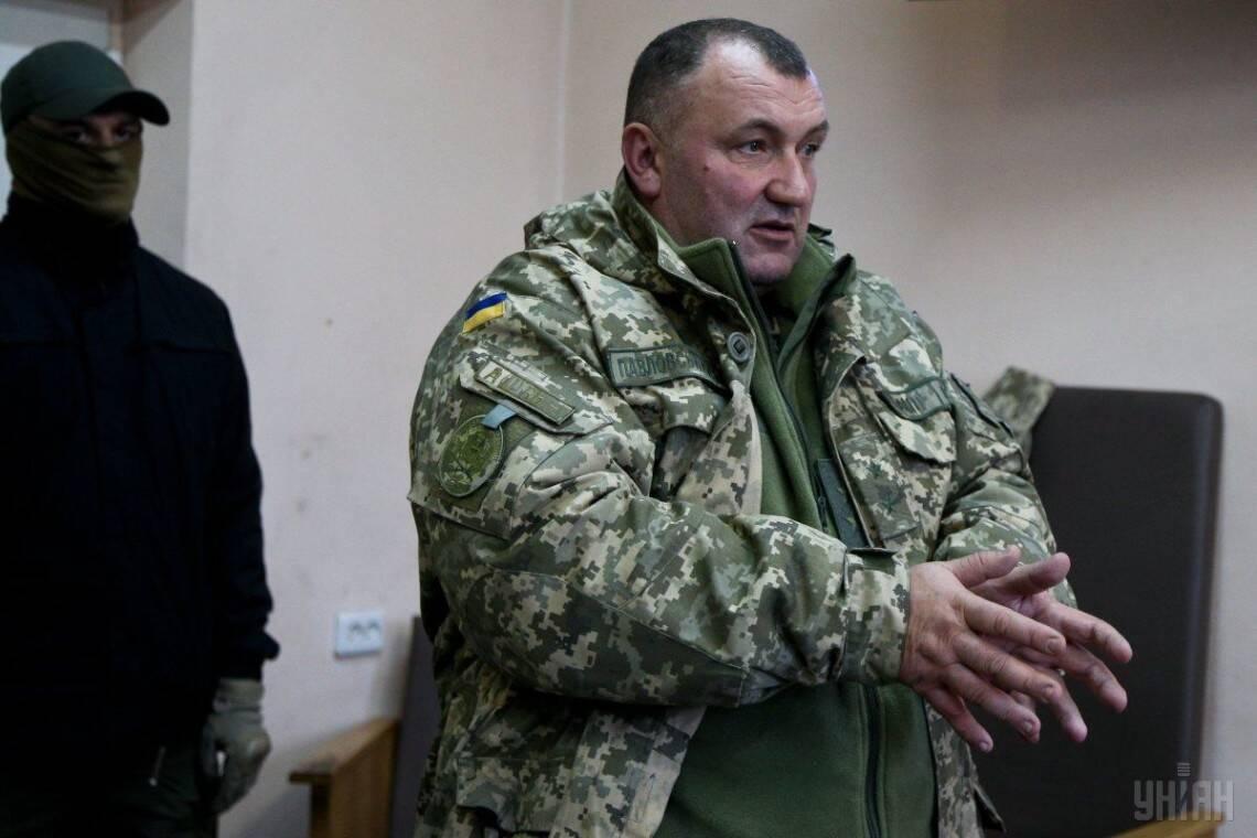 Заместитель министра обороны Игорь Павловский