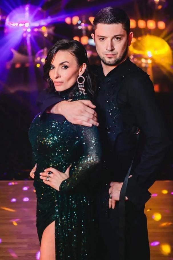 Надежда Мейхер и Кирилл Васюк (Instagram Танці з зірками на 1+1)