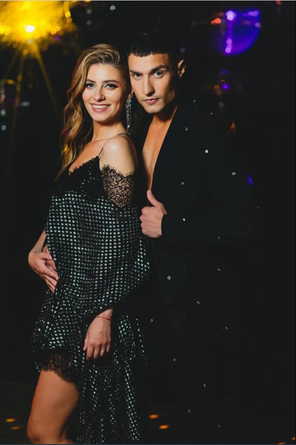 Дарина Петрожіцкая і Ігор Гелуненко (Instagram Танці з зірками на 1+1)