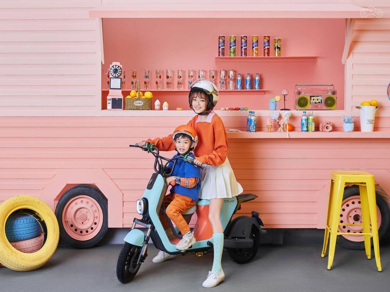 Новый электрический скутер Xiaomi Ninebot C30.