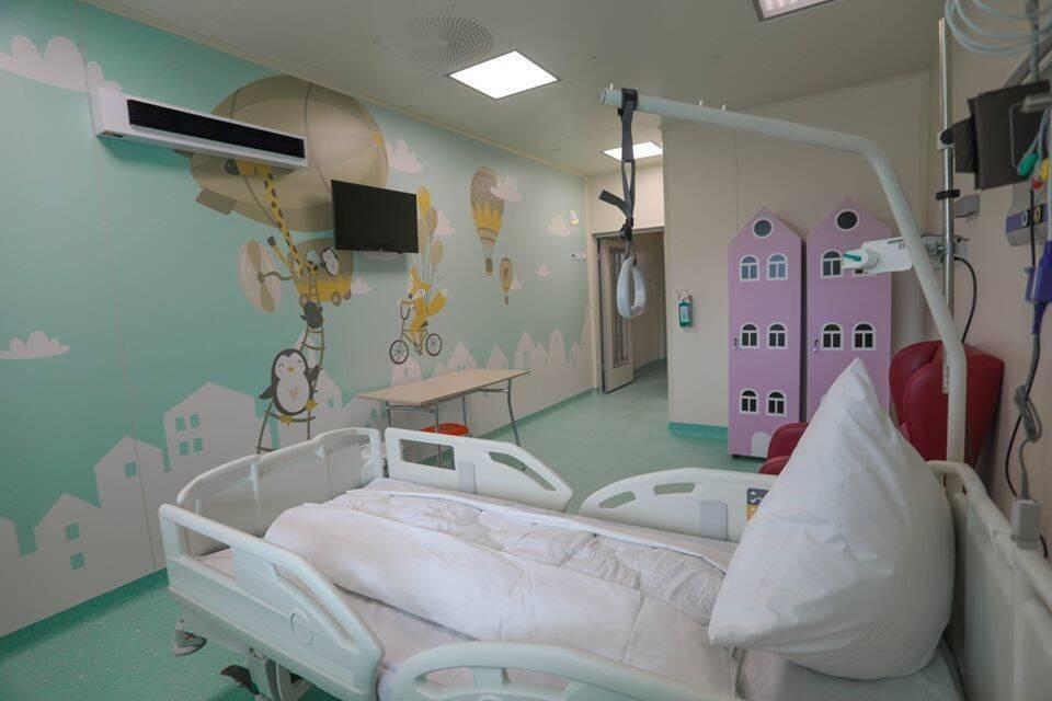 В сети показали, как выглядят лучшие детские клиники Украины