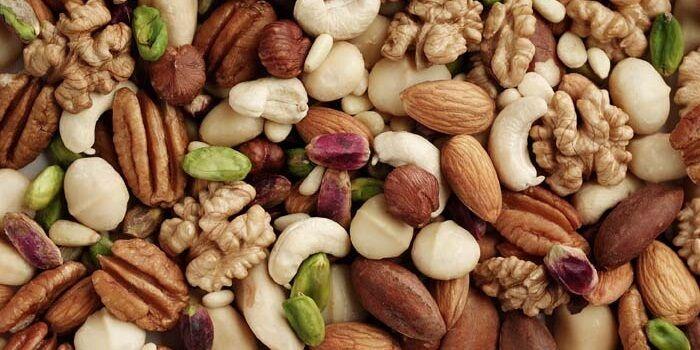 Орехи полезны для кожи
