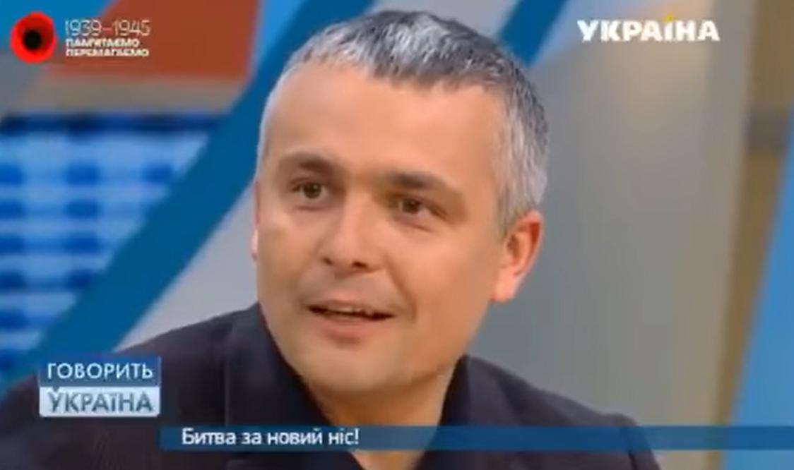 """Олег Кипер на шоу """"Говорит Украина"""""""