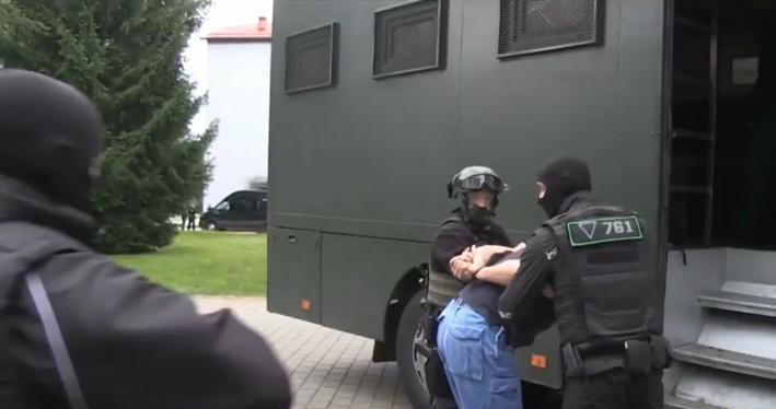 """Задержание боевиков ЧВК """"Вагнер"""""""
