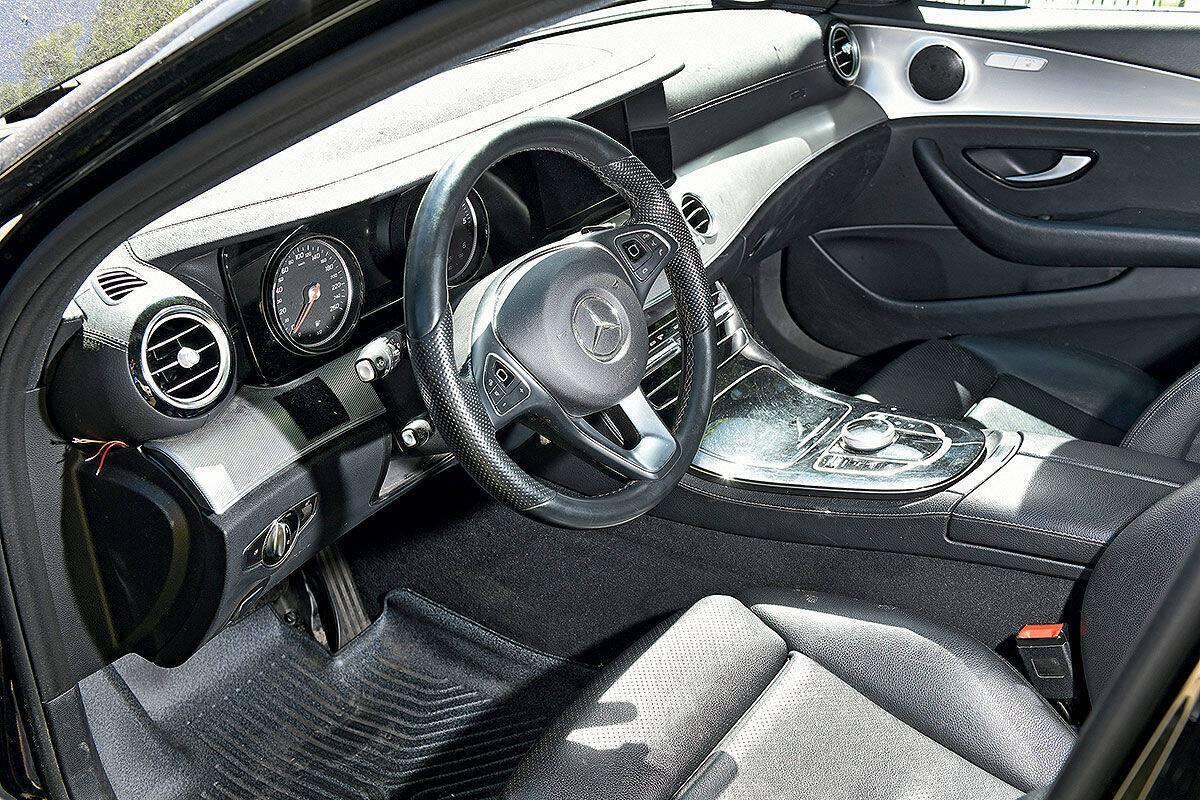 Mercedes E-Class E 200 d.