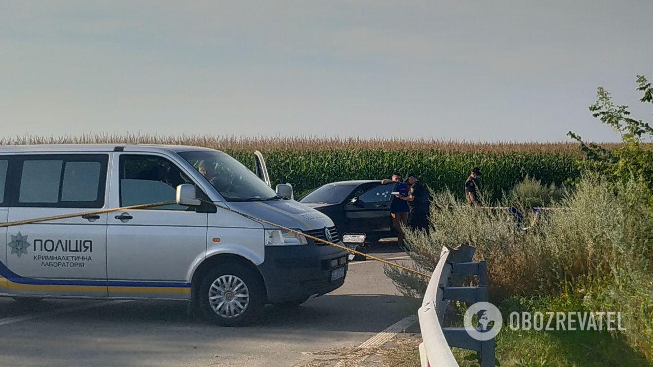 Мужчину убили возле Пирятина на трассе Киев-Харьков