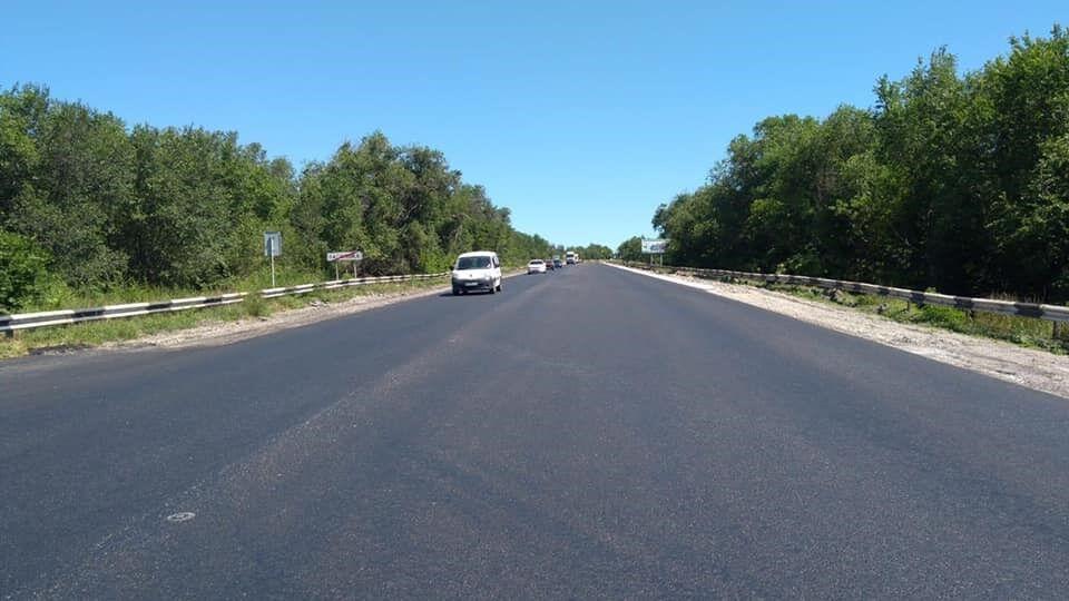 """""""Велике будівництво"""": качественных дорог в Запорожской области стало больше"""