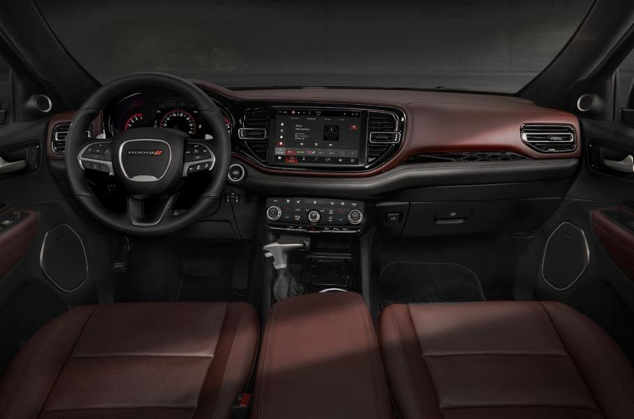 Dodge Durango SRT Hellcat.