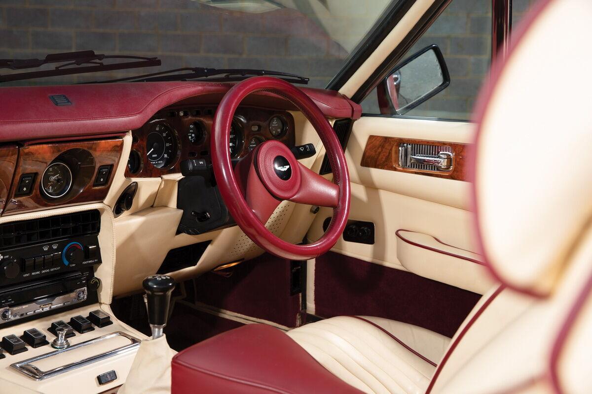 Aston Martin V8 Vantage Volante. Фото: