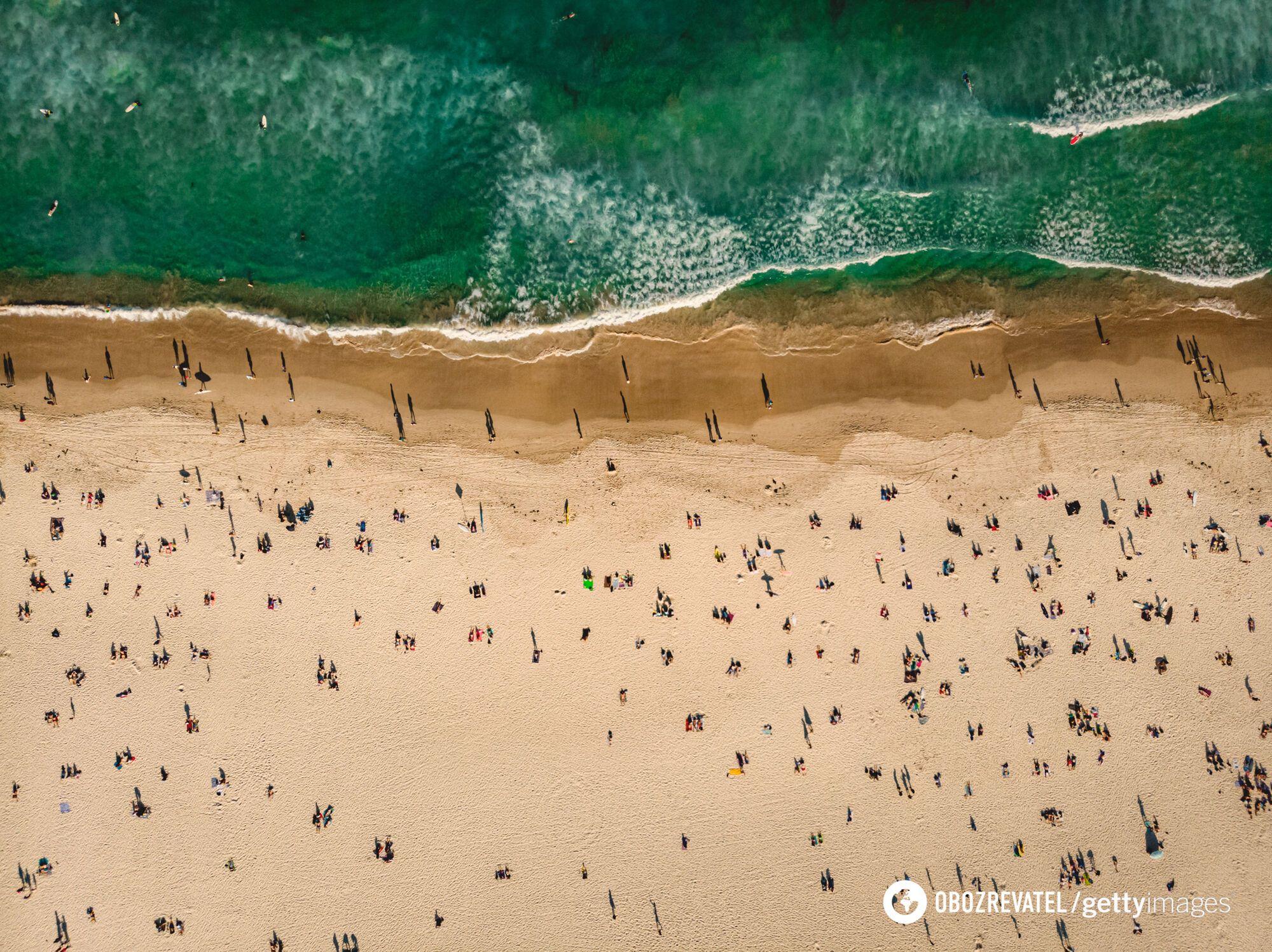 Пляжи становятся рассадником коронавируса