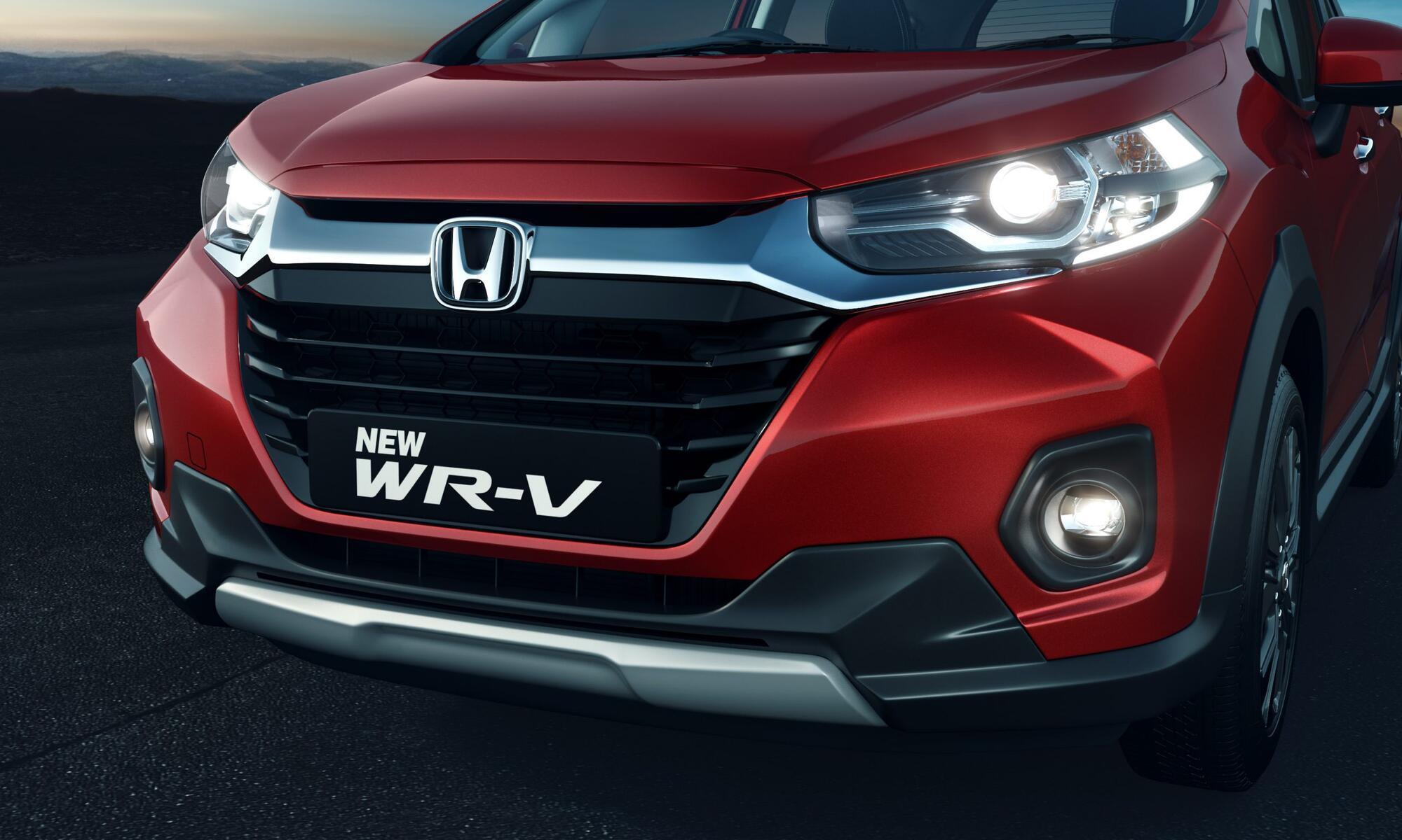 Honda WR-V 2021.