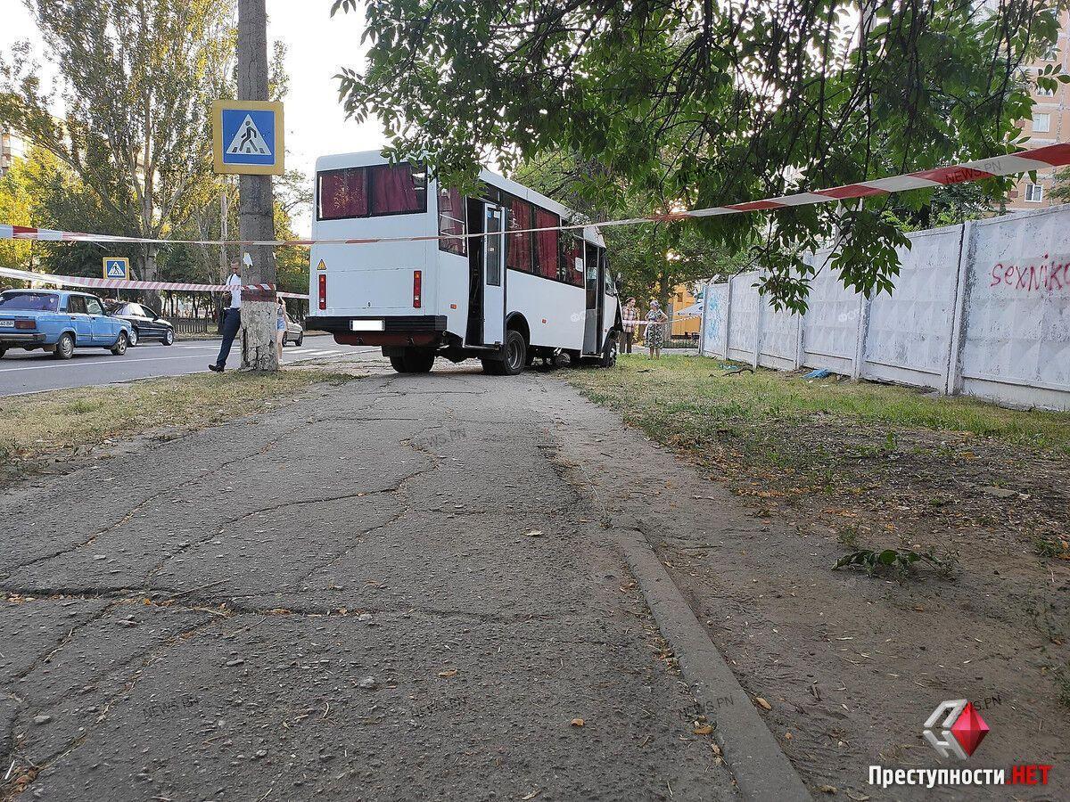 ДТП в Миколаєві.