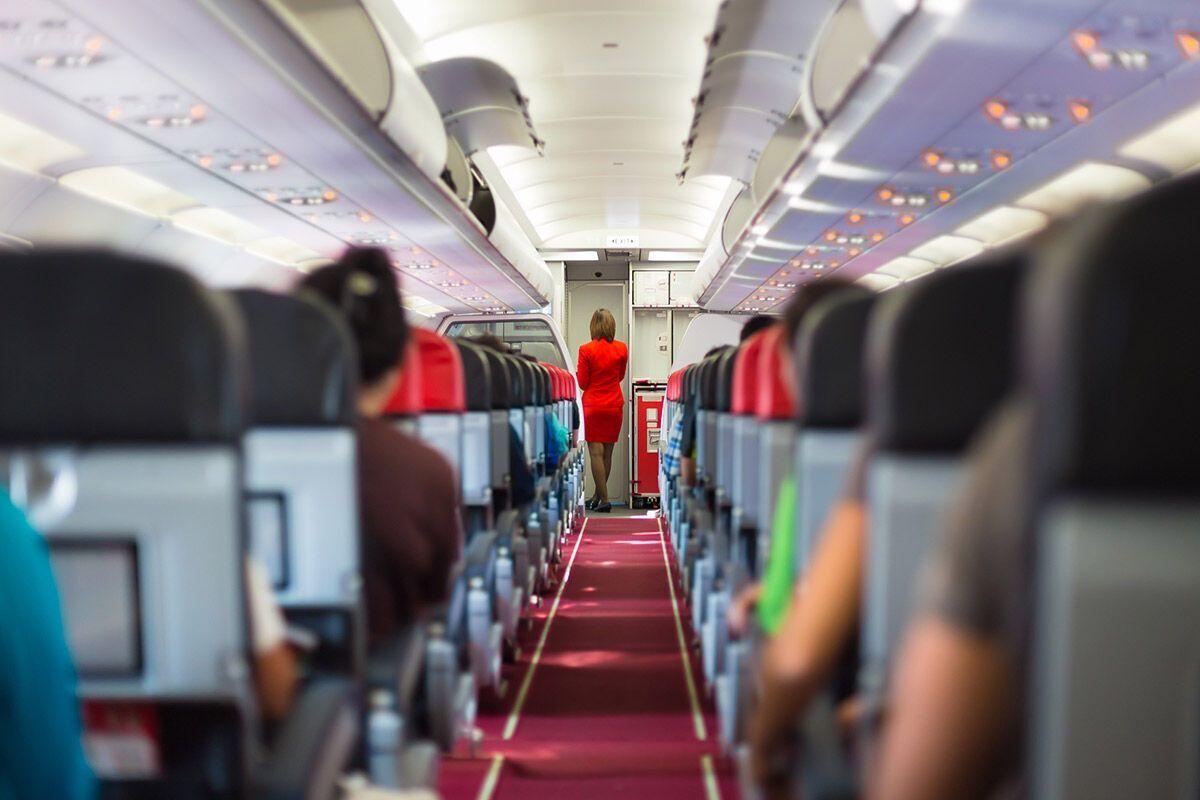 Стюардесса рассказала о самых ценных пассажирах  (фото – factroom.ru)