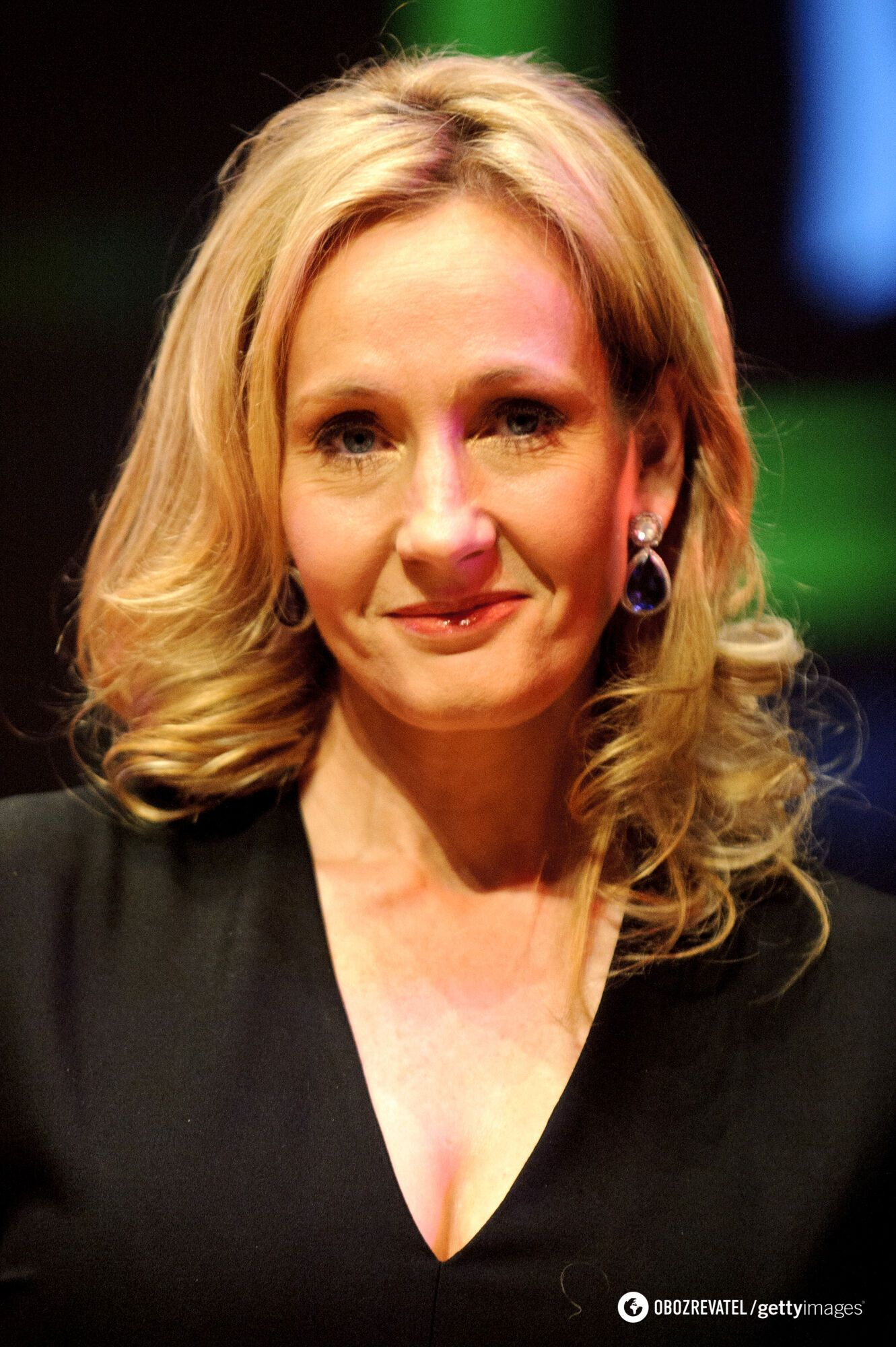 Джоан Роулинг в 2012 году