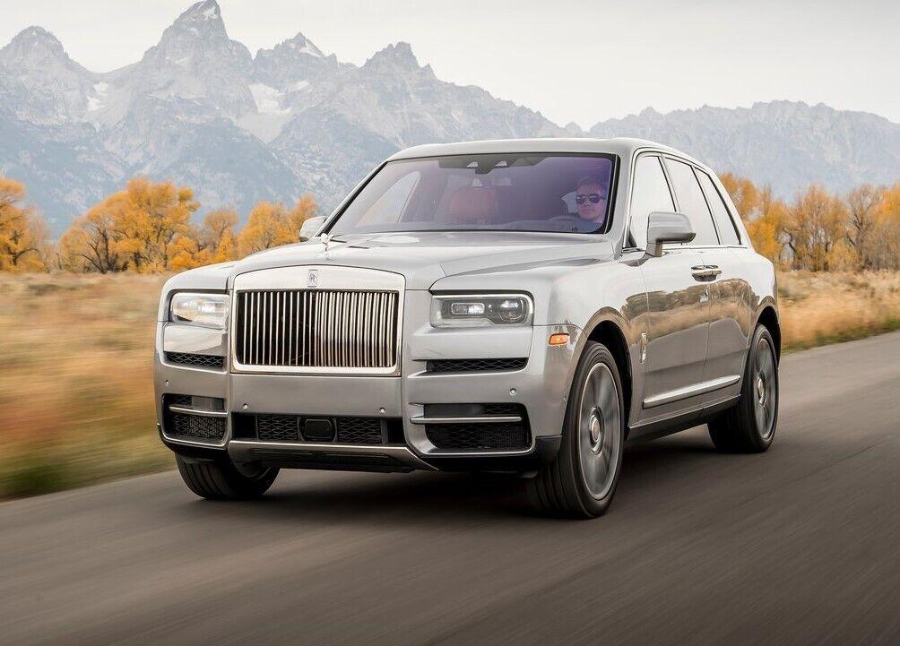 Rolls-Royce Cullinan вдохновил HongQi на создание E-HS9.