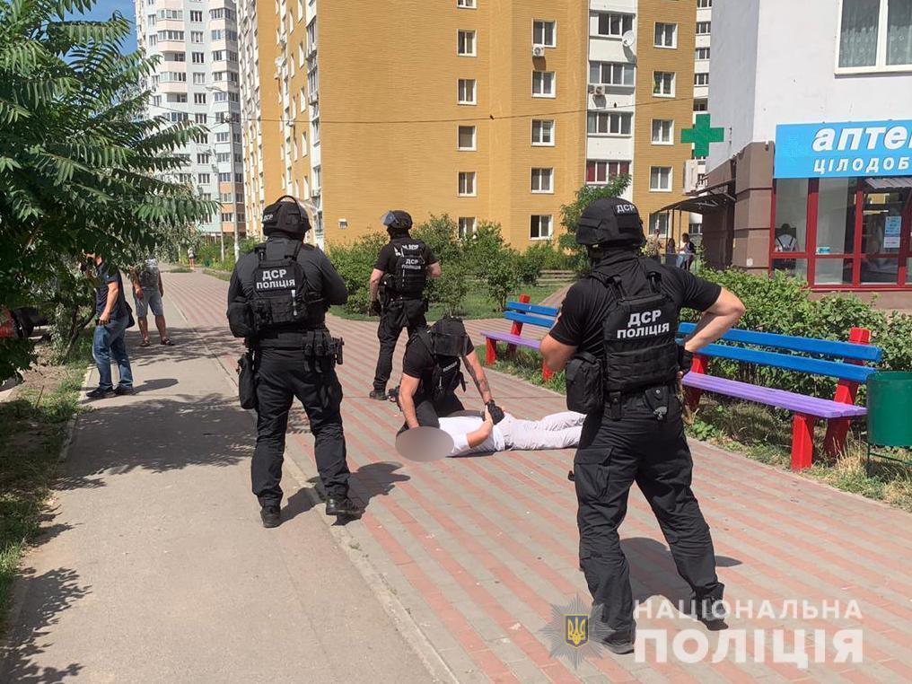 Правоохоронці затримали організатора вбивства