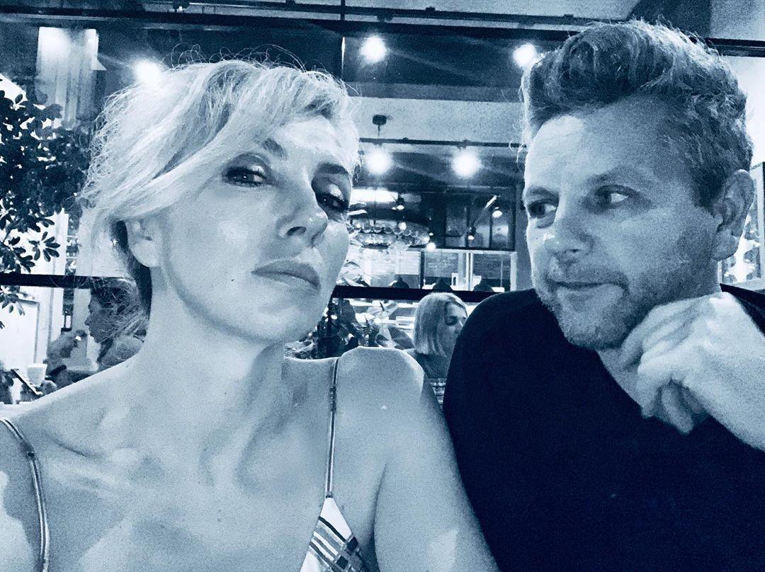 Светлана Бондарчук с Сергеем Харченко