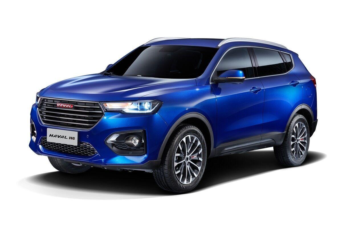 Кросовер Haval H6 опинився в лідерах з продажу китайських авто в Україні.