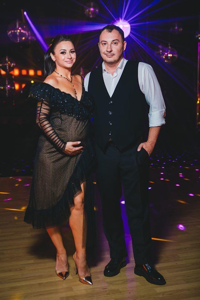 Дмитрий Танкович и Илона Гвоздева (фото – tsn.ua)