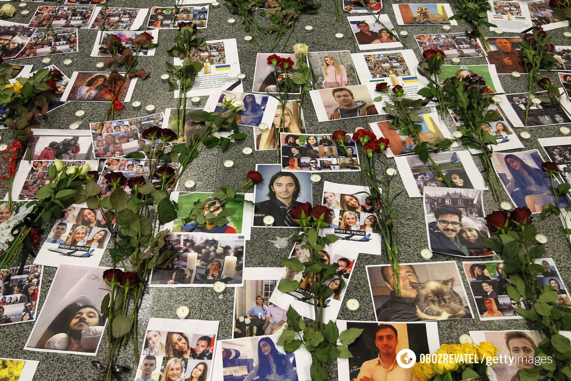 Рідні жертв катастрофи з літаком МАУ в Ірані вимагають справедливого слідства й покарання винних