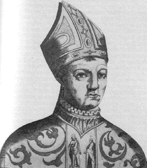 Бальтазар Косса – папа Иоанн XXIII