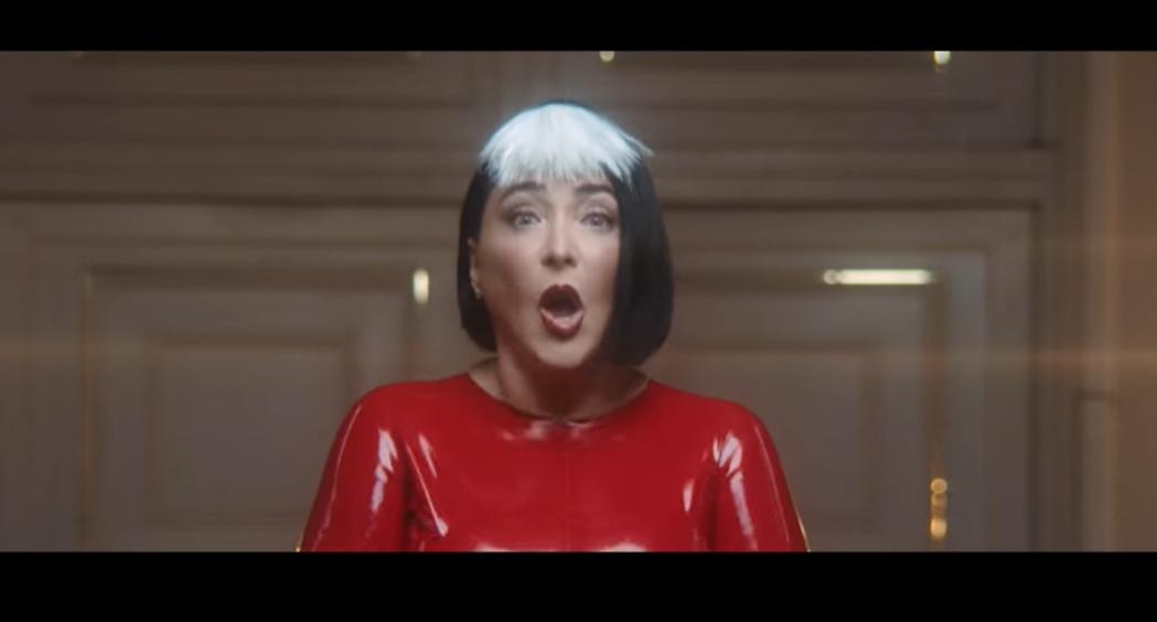 Лолита снялась в клипе Светланы Лободы