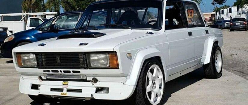 Зовні тюнінгований ВАЗ-2105 відрізняється від стандартної моделі.